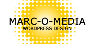 Marc-o-media Wordpress Design