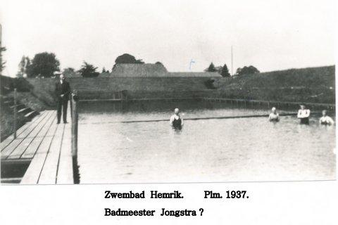 Zwembad Hemrik 1937
