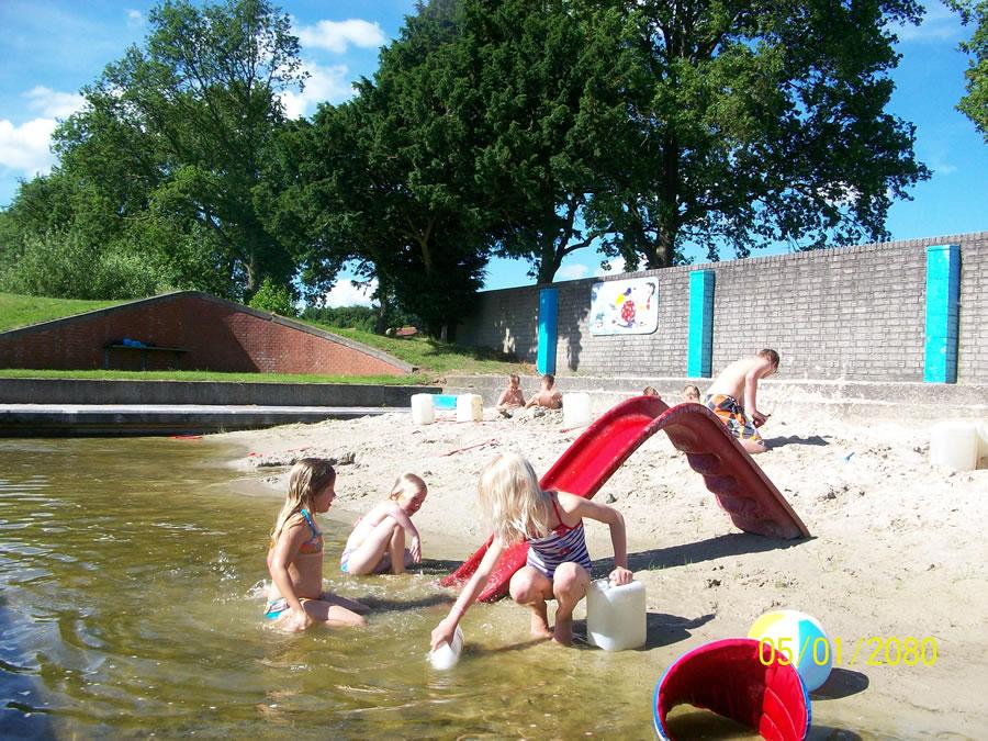 Zwembad Hemrik 2015