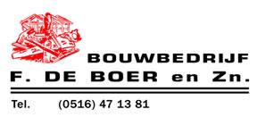 Bouwbedrijf F. de Boer en Zn