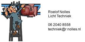 Roelof Nolles LichtTechniek